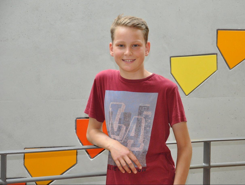 Schüler Anton Hax